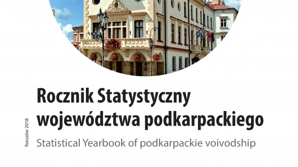 Statistical Yearbook of Podkarpackie Voivodship 2018