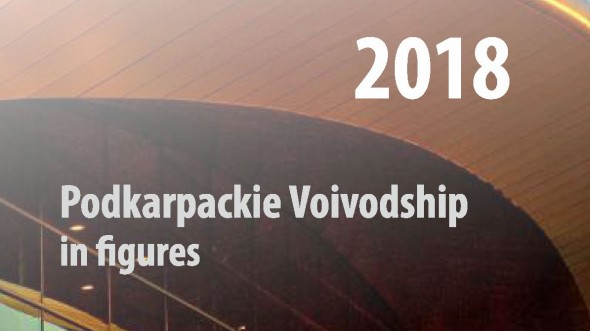 Podkarpackie Voivodship in figures 2018