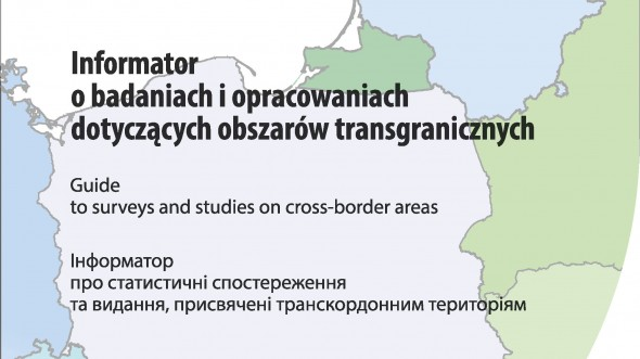 A guide on surveys and studies concerning cross-border areas