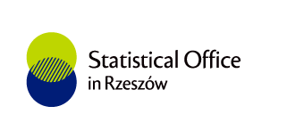 Logo Statistical Office in Rzeszow